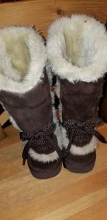 Adorable tall boots toddler size 7 euc