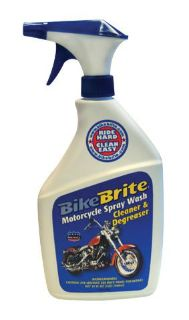 Purchase BIKE BRITE MOTORCYCLE SPRAY WASH 32 OZ MC44 motorcycle in Ellington, Connecticut, US, for US $11.99