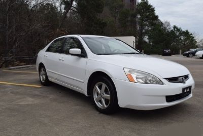 runs and drives 2004 Honda Accord EX
