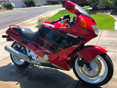 1991 Honda CBR 1000
