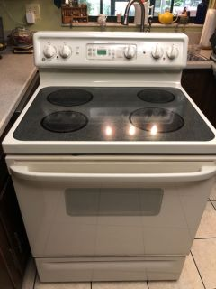 GE Electric Countertop  Range