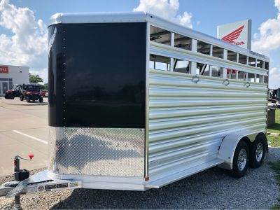 2019 Featherlite Trailers 9651-314B Trailer - Horse Roca, NE
