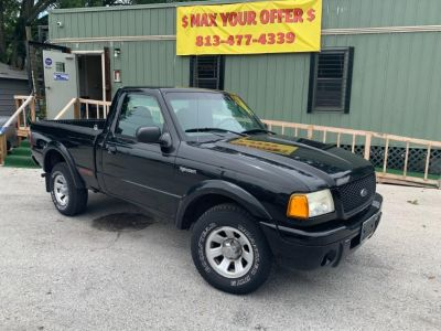 2003 Ford Ranger Edge (Black)