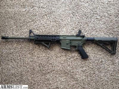 For Sale: OD green DPMS AR15