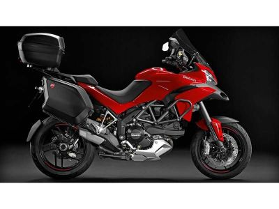 2014 Ducati Multistrada 1200 S Granturismo Sport Touring Motorcycles Cleveland, OH