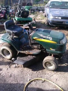 Craftsman Riding Mower Body