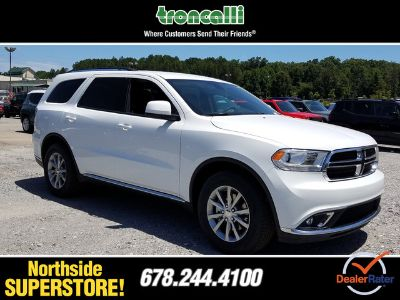 2018 Dodge Durango SXT PLUS RWD (White Knuckle)