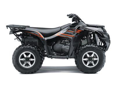 2018 Kawasaki Brute Force 750 4x4i EPS Sport-Utility ATVs Plano, TX