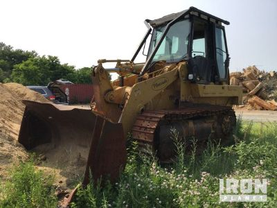 Cat 963C Crawler Loader