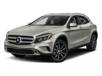 2017 Mercedes-Benz GLA GLA250 4MATIC w/Nav & Pano (Mountain Grey Metallic)