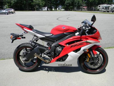 2013 Yamaha YZF-R6 SuperSport Motorcycles Springfield, MA