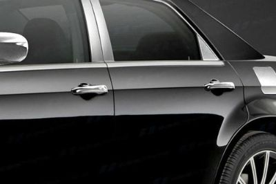 Buy SES Trims TI-DH-197 12-13 Ford Focus Door Handle Covers Car Chrome Trim 3M ABS motorcycle in Bowie, Maryland, US, for US $91.00
