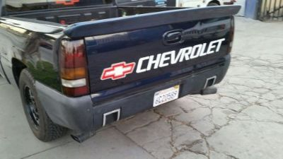 Sell 99 00 01 02 03 04 05 06 GMC Sierra ART Wing Spoiler 1999-2006 motorcycle in Compton, California, United States, for US $185.00