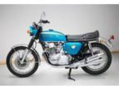 1969 Honda CB750 K0 Original