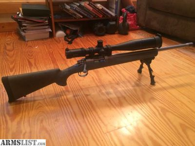For Sale/Trade: Remington 700 5r 308 WIN