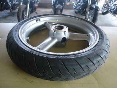 Buy 2001 Triumph TT 600 Front Wheel Rim Assy. w Bridgestone 120/70-17 Nice Tire Tyre motorcycle in Saint Louis, Missouri, US, for US $199.99