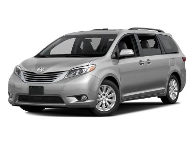 2016 Toyota Sienna XLE 7-Passenger (Not Given)