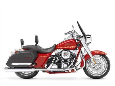 2007 Harley-Davidson CVO Screamin' Eagle Road King Cruiser Motorcycles Richmond, IN