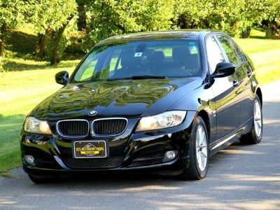 2010 BMW MDX 328i xDrive (Black)