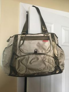 Skip Hop Diaper Bag with Lots of Compartments