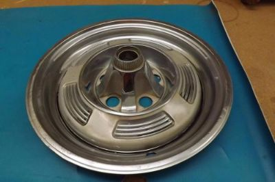 """Purchase 1964 Plymouth Barracuda Hubcap 13"""" motorcycle in Phoenix, Arizona, United States, for US $30.00"""