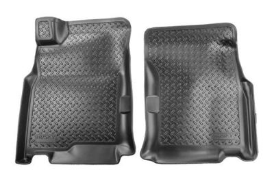 Purchase Husky Liners 35751 2003 Toyota 4Runner Black Custom Floor Mats 1st Row motorcycle in Winfield, Kansas, US, for US $91.95