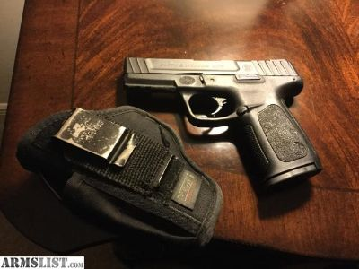 For Trade: S&W SD9