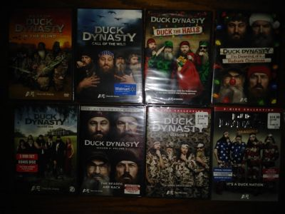Duck Dynasty Collection (unopened)
