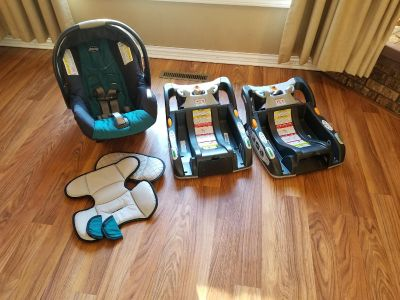 Chicco Keyfit 30 Carseat set