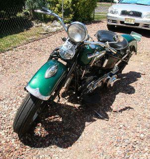 FS; 1948 Harley-Davidson PANHEAD