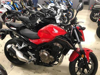 2017 Honda CB500F Sport Motorcycles Corona, CA