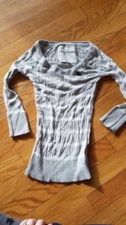 Girls Abercrombie shirt size s