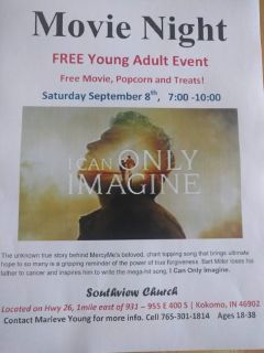 Free Movie foir Young Adults