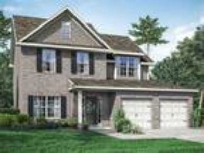 The Fitzgerald by Silverstone Communities: Plan to be Built