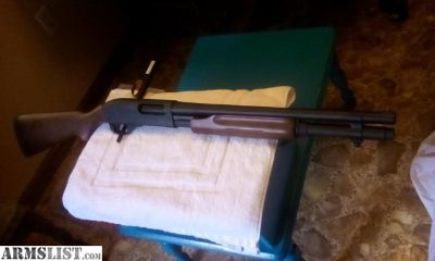 For Sale: remington 870 hwd home defense