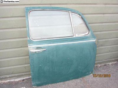 passenger side bug door #75