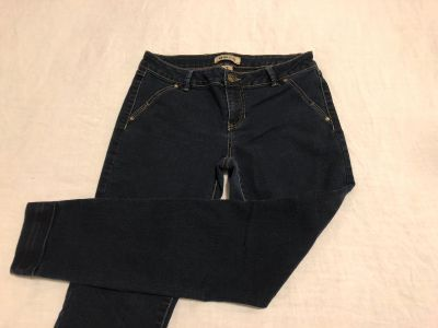 Blue Spice Jeggings. Size 9. Cotton/Polyester/Spandex. Photo of Back Attached. EUC