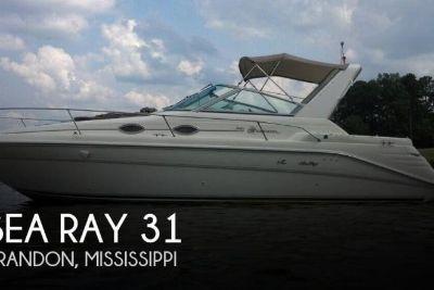 1996 Sea Ray 290 DA