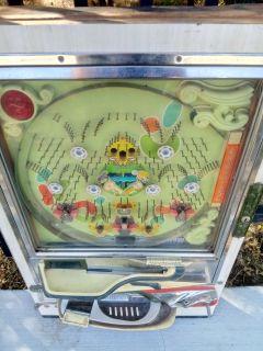 1970s pinball mchine