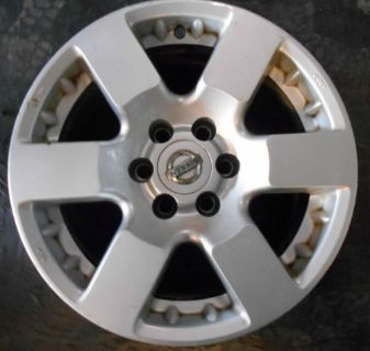 "Purchase Factory OEM 2006-2012 16"" NISSAN PATHFINDER XTERRA FRONTIER Wheel Rim 62463 U35 motorcycle in Houston, Texas, United States, for US $125.00"