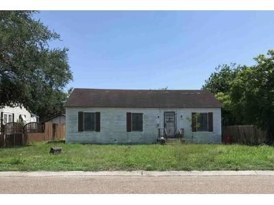 3 Bed 1 Bath Foreclosure Property in Robstown, TX 78380 - West Avenue G
