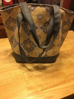 Fit and fresh lunch tote