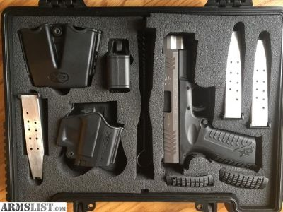 For Sale: XDM .45 4.5