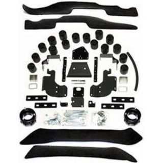 """Purchase 5"""" COMBO BODY LIFT SUSPENSION LEVELING LIFT KIT DODGE RAM 2500 4WD 10-12 DIESEL motorcycle in Fairfield, California, US, for US $520.99"""