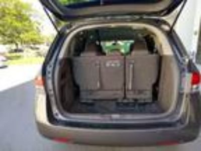 2015 Honda Odyssey for Sale by Owner