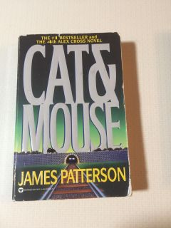 James Patterson- Cat and Mouse