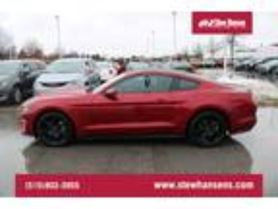 2018 Ford Mustang EcoBoost PAINTED ROOF/SPOILER