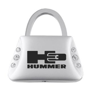 Buy GM Hummer H3 Jeweled Purse Keychain / Key fob Engraved in USA Genuine motorcycle in San Tan Valley, Arizona, US, for US $14.61