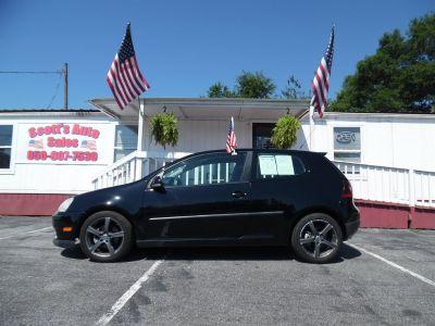 2008 Volkswagen Rabbit S (Black)