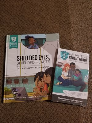 Kids security books